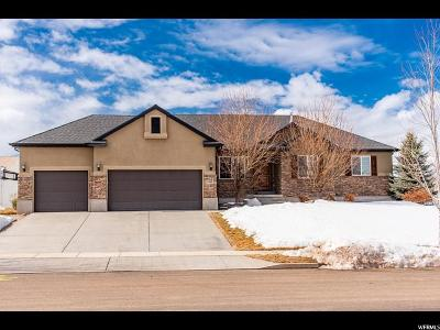 Heber City Single Family Home For Sale: 2830 S 1040 E