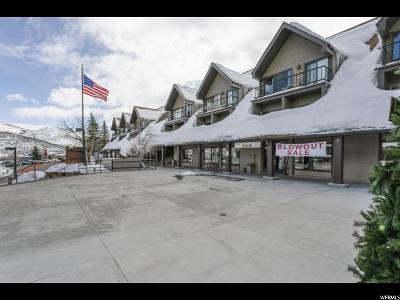 Park City Condo Under Contract: 1385 Lowell Ave #306