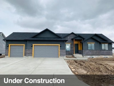 Tremonton Single Family Home For Sale: 1115 E 250 S