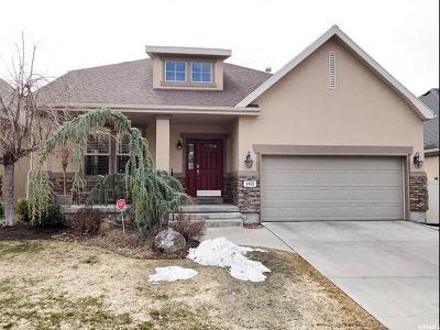 Sandy Single Family Home For Sale: 1952 Bluffside Cir E