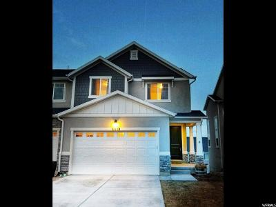 Herriman Townhouse For Sale: 14549 S Quiet Shade Dr