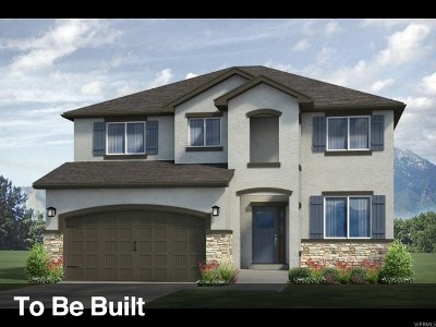 Herriman Single Family Home For Sale: 5918 W Grain Mill Rd S #1102