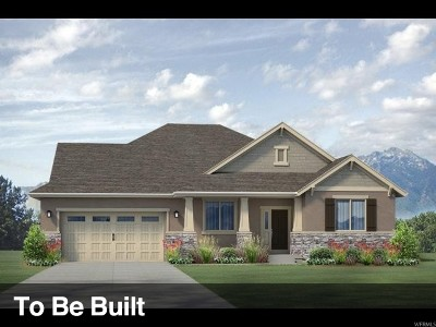 Herriman Single Family Home For Sale: 5938 W Grain Mill Rd S #1104