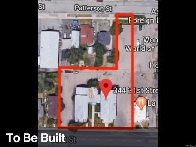 Ogden Multi Family Home For Sale: 344 E 31st St