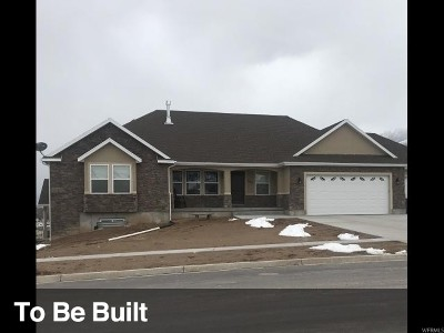 Nephi Single Family Home Under Contract: 1027 S 175 E