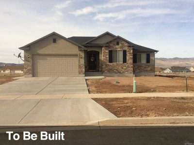 Nephi Single Family Home Under Contract: 1043 S 175 E