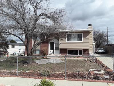 West Valley City Single Family Home For Sale: 4165 S Whipoorwhil W