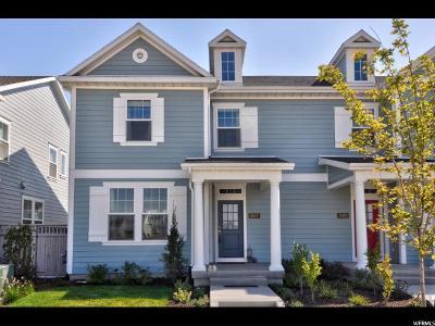 South Jordan Single Family Home For Sale: 5077 W Split Rock Dr #473