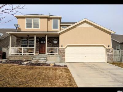 Utah County Single Family Home For Sale: 3617 E Royal Troon Dr