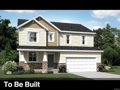 Saratoga Springs Single Family Home For Sale: 2086 N Elderberry Dr #216
