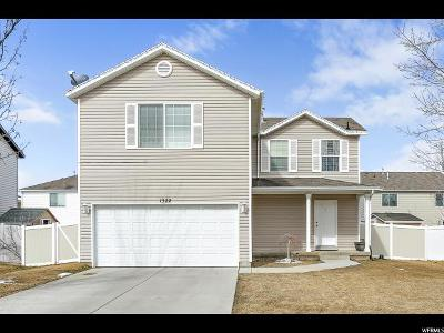 Spanish Fork Single Family Home For Sale: 1322 W 520 S