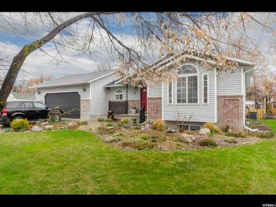Smithfield Single Family Home Under Contract: 27 E 300 S