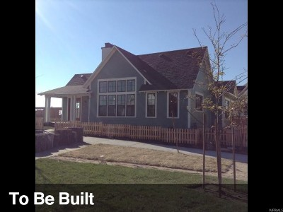 South Jordan Single Family Home For Sale: 10952 S Paddleboard Way #143