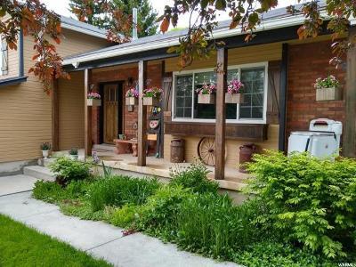 Smithfield Single Family Home For Sale: 323 E Center