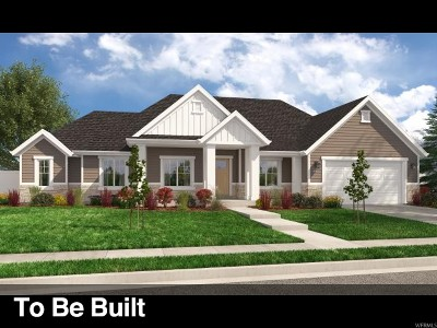 Orem Single Family Home For Sale: 38 W 2030 S #54