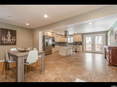 Salt Lake City Single Family Home For Sale: 3610 E Cascade Way S