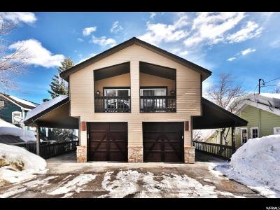 Park City Multi Family Home For Sale: 1048 Empire Ave
