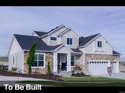 Eagle Mountain Single Family Home For Sale: 3314 E Summer Fallow Dr #110