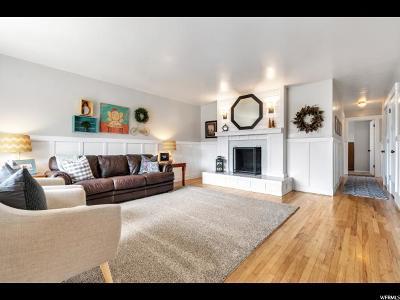 Davis County Single Family Home For Sale: 458 W 3200 S
