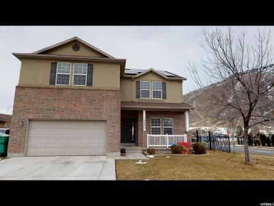 Cedar Hills Single Family Home For Sale: 10622 N Bermuda