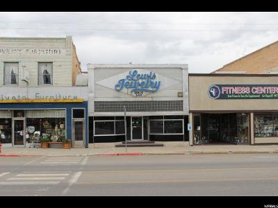 Price UT Commercial For Sale: $160,000