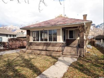 Provo Single Family Home For Sale: 135 S 300 E