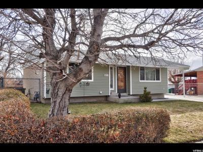 Sandy Single Family Home For Sale: 198 E 9670 S