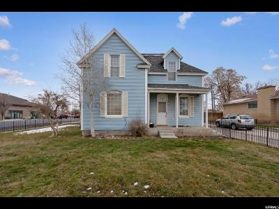 Spanish Fork Single Family Home For Sale: 690 N 100 W