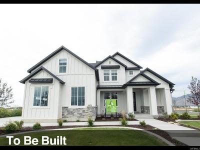 Springville Single Family Home For Sale: 534 S 1925 E #34