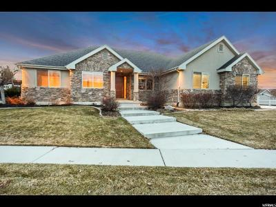 Highland Single Family Home For Sale: 10523 N Canterbury Pl