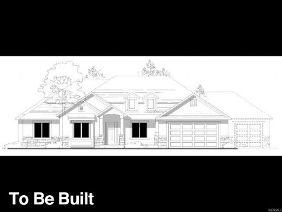 Springville Single Family Home For Sale: 573 S 1925 E #40
