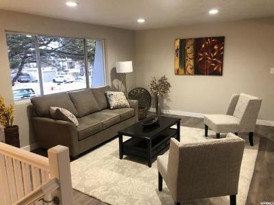 West Jordan Single Family Home For Sale: 3745 W Kentucky Dr