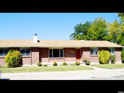 West Jordan Single Family Home For Sale: 3066 W 7420 S