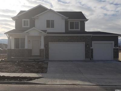 West Jordan Single Family Home For Sale: 8166 S 6670 W #111