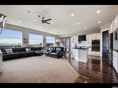 South Jordan Single Family Home For Sale: 4115 W Shinnerock Dr S