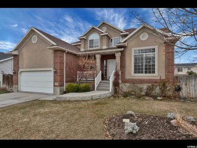 Salt Lake City Single Family Home For Sale: 1769 N Stallion Ln W
