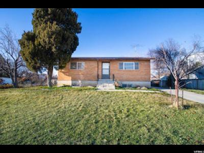 Provo Single Family Home For Sale: 990 W 900 N