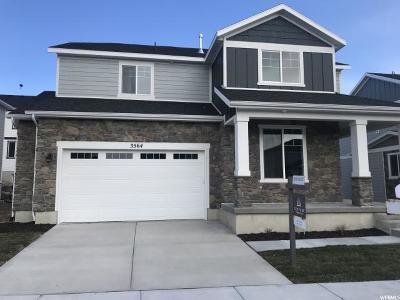 South Jordan Single Family Home For Sale: 3564 W Alta Loma Ln S #120