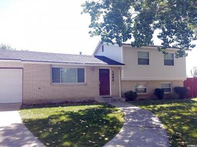 Orem Single Family Home For Sale: 1062 N 1035 W