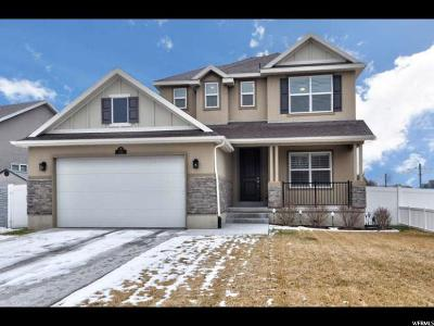 Sandy Single Family Home For Sale: 152 E 8135 S