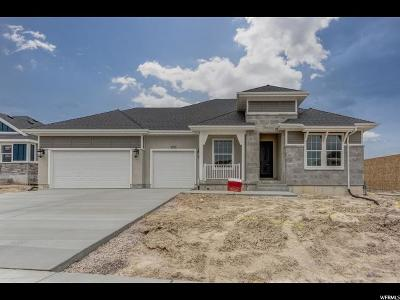 West Jordan Single Family Home Under Contract: 7104 W Addison View Ln