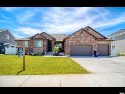 Layton Single Family Home For Sale: 688 S 1575 W