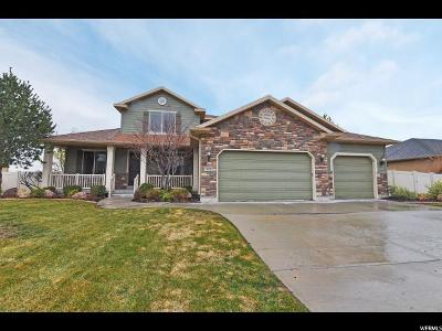 Kaysville Single Family Home For Sale: 322 E 2300 S