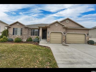 Kaysville Single Family Home For Sale: 212 E 2300 S
