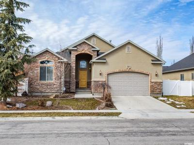 Riverton Single Family Home For Sale: 12488 S Andreas St