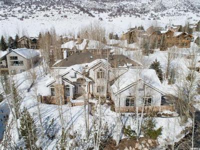 Park City Single Family Home For Sale: 2724 Sackett Dr