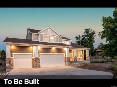 Eagle Mountain Single Family Home For Sale: 3336 E Summer Fallow Dr #111