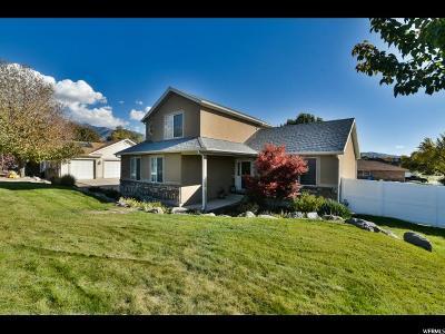 Sandy Single Family Home For Sale: 130 E 11000 S