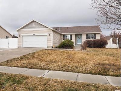 Herriman Single Family Home For Sale: 13368 S Freeman Ln