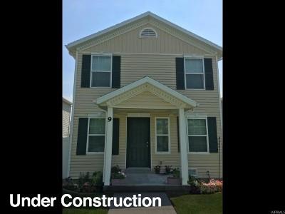 Utah County Single Family Home For Sale: 1848 E American Way 14 #324